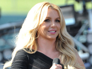 "Britney Spears appears on stage at KIIS FM's ""Wango Tango 2013"" at the Home Depot Center on Saturday, May 11, 2013 in Carson, Calif."
