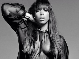 Kelly Rowland 'Talk A Good Game' album artwork