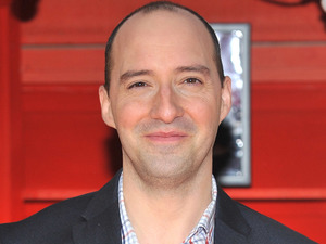 Tony Hale at the UK premiere for the launch of 'Arrested Development' on Netflix
