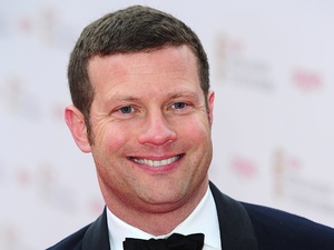 The 2013 Baftas - arrivals: Dermot O&#39;Leary