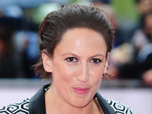 The 2013 Baftas - arrivals: Miranda Hart