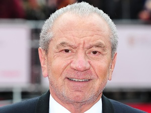 The 2013 Baftas - arrivals: Sir Alan Sugar