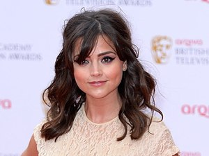 The 2013 Baftas - arrivals: Jenna-Louise Coleman
