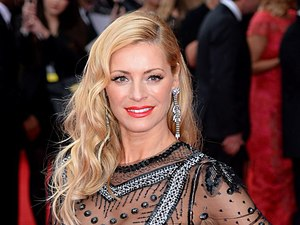 The 2013 Baftas - arrivals: Tess Daly