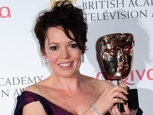 The 2013 Baftas winners: Olivia Colman - Supporting Actress Award