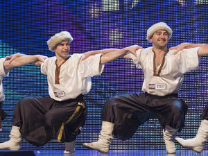 Britain&#39;s Got Talent episode five: Mazeppa Cossacks