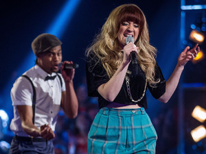 The Voice: Battle Rounds - Part 2: CJ Edwards, Leah McFall
