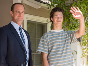 'Surviving Jack': Christopher Meloni and Connor Buckley