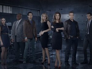 The cast of 'Body of Proof' season three