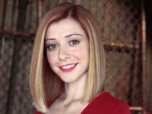 Alyson Hannigan as Willow Rosenberg in Buffy the Vampire Slayer