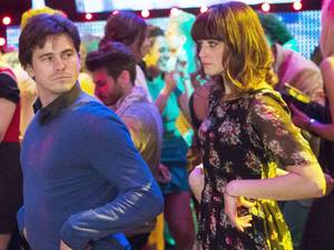 Jason Ritter and Alexis Bledel star in 'Us & Them'