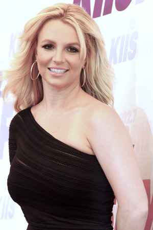 "Britney Spears at KIIS FM's ""Wango Tango 2013"" at the Home Depot Center on Saturday, May 11, 2013 in Carson, Calif."