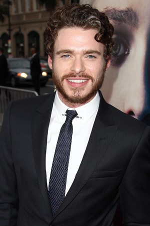 Richard Madden - Game of Thrones series 3 premiere, April 2013
