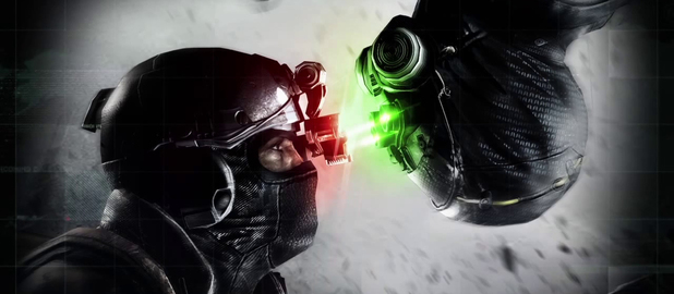 Splinter Cell Blacklist Spies Vs Mercs