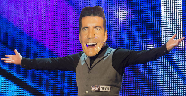Britain's Got Talent episode five: Eddie Shand