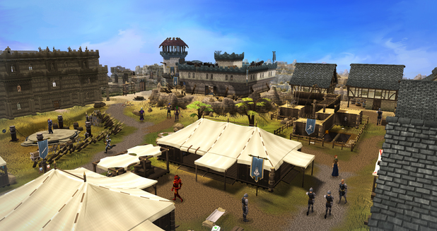 'Runescape 3' screenshot