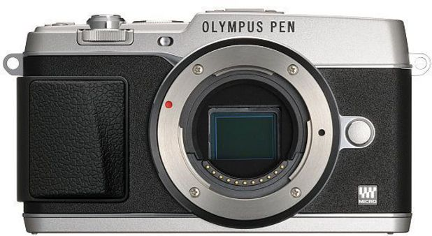 The Olympus PEN E-P5 connected camera