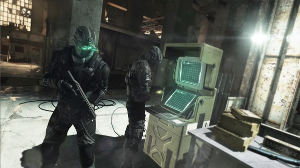 'Splinter Cell: Blacklist' Multiplayer Spies vs Mercs screenshot