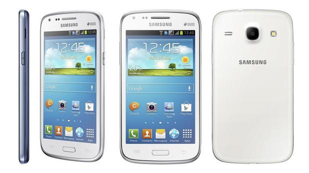 Samsung's Galaxy Core budget smartphone