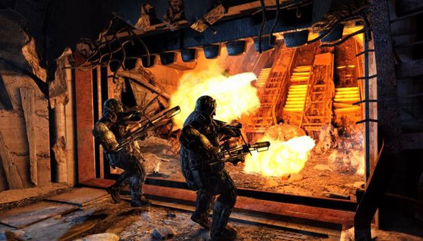 Metro: Last Light screenshots
