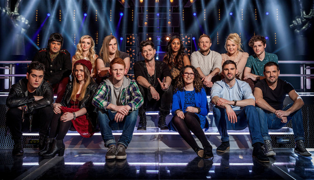 The Voice 2013: Team Danny