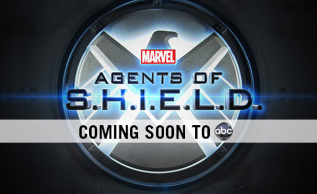 Marvel's Agents of SHIELD logo