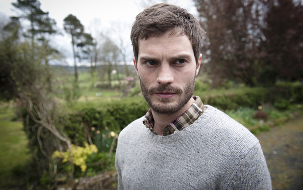 Jamie Dornan as Paul Spector in 'The Fall'