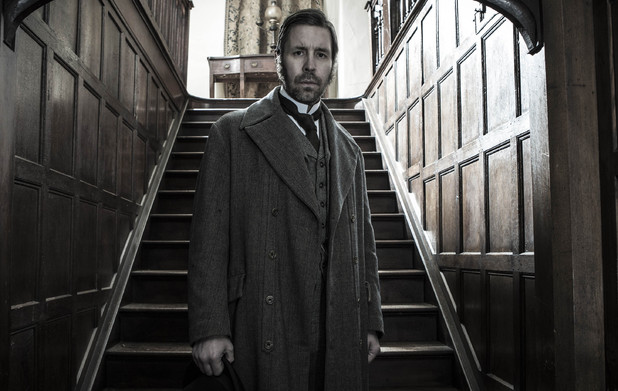 Paddy Considine as Jack Whicher in 'The Suspcions of Mr. Whicher'