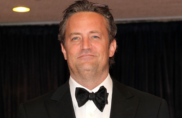 Matthew Perry attends the White House Correspondents' Association Dinner