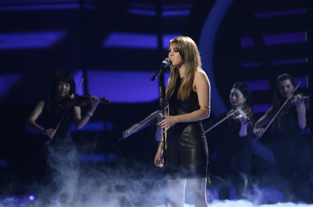 'American Idol' semi-finals: Angie Miller