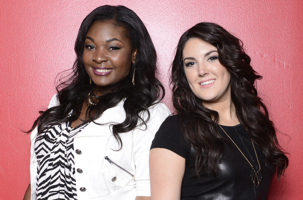 'American Idol': Season 12 finalists Candice and Kree