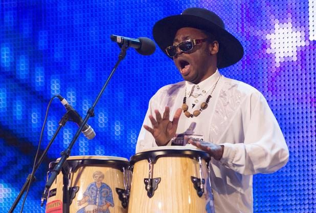Justin Mhaka from Britain's Got Talent