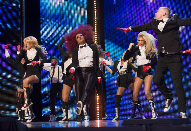 Britain's Got Talent episode five: MD Productions
