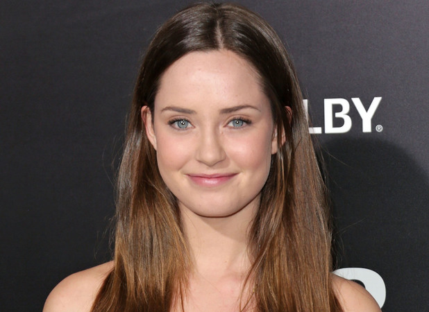 Actress Merritt Patterson