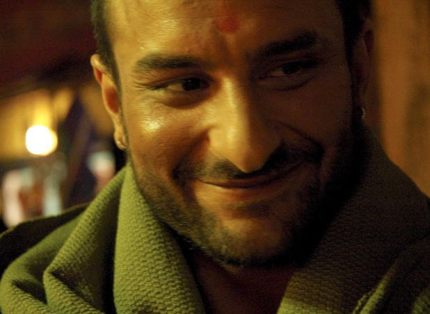 Saif Ali Khan in 'Omkara'