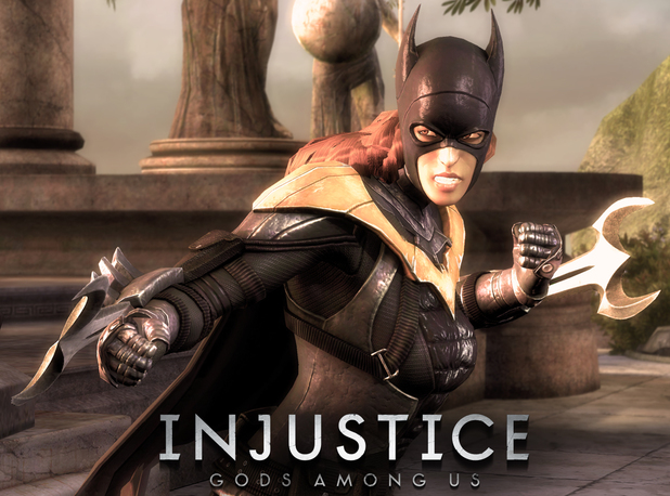 Injustice: Gods Among Us Batgirl