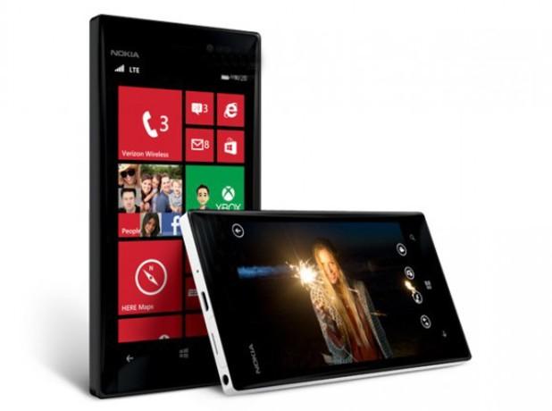 Nokia's Lumia 928 smartphone