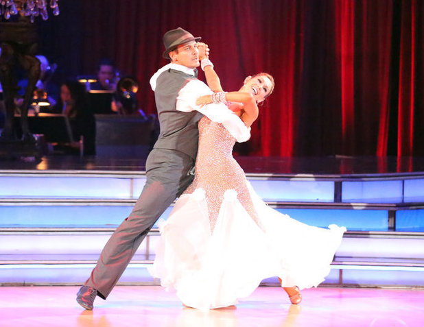 Week 8: Ingo Rademacher & Kym Johnson