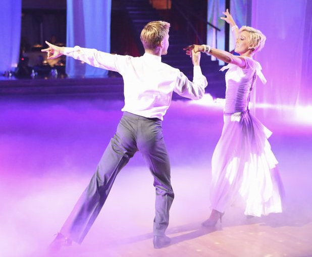Week 8: Kellie Pickler & Derek Hough