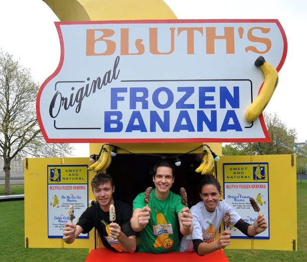 The 'Arrested Development' banana stand