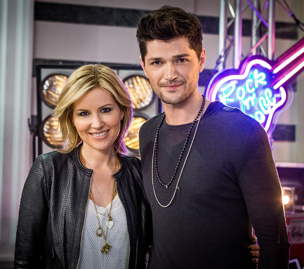 The Voice 2013: Danny O'Donoghue and Dido
