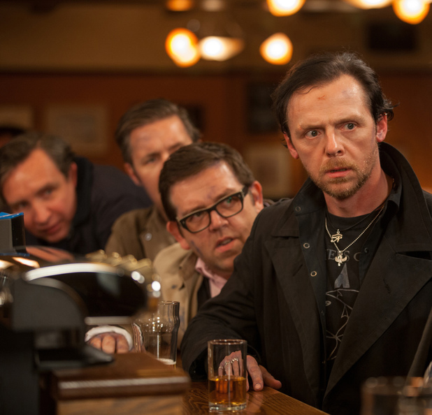 Exclusive: Paddy Considine on The World's End: Edgar Wright a tough