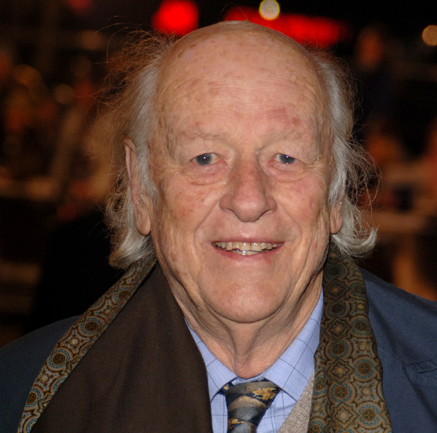 Ray Harryhausen arrives for the UK film premiere of 'King Kong'