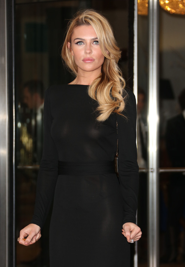 Abbey Clancy - Celebrity Pictures: 04/05/13 - 10/05/13 ...