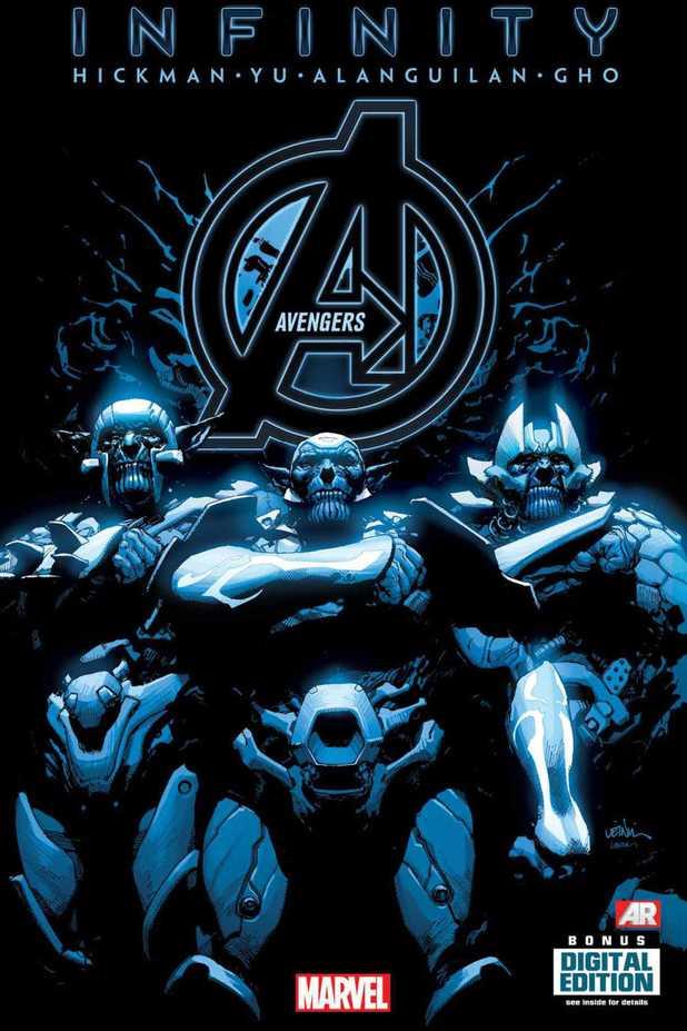 Infinity Avengers #18