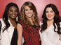 Angie, Candice and Kree find out who will sing for the Idol title next week.