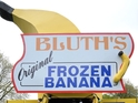 Bluth's Original Frozen Banana Stand heads on a world tour.
