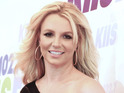 Britney Spears was interviewed by X Factor USA host Mario Lopez.