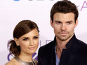 The actress and Daniel Gillies have been married for almost nine years.