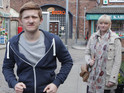 8131: Chesney tries to look athletic when Sinead plucks up the courage to ask him on a date. Chesney accepts but is oddly blase leaving Sinead puzzled